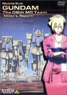 Mobile Suit Gundam: The 08th MS Team - Miller's Report (Dub)