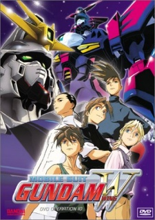 Mobile Suit Gundam Wing (Dub)