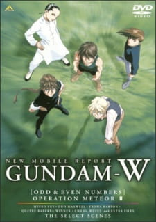 Mobile Suit Gundam Wing: Operation Meteor