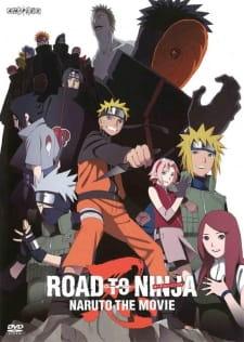 Naruto: Shippuuden Movie 6 - Road to Ninja (Dub)