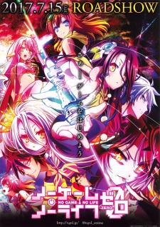 No Game No Life: Zero (Dub)