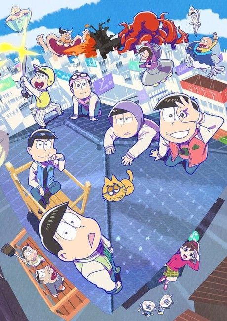 Osomatsu-san 3rd Season Episode 8