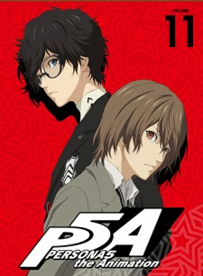 Persona 5 the Animation: Dark Sun...