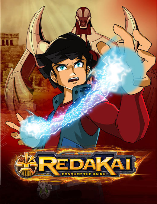 Redakai: Conquer the Kairu (Dub)