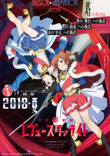 Shoujo Kageki Revue Starlight (Dub)