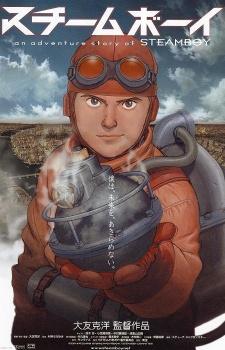 Steamboy (Dub)