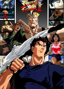 Street Fighter II V (Dub)
