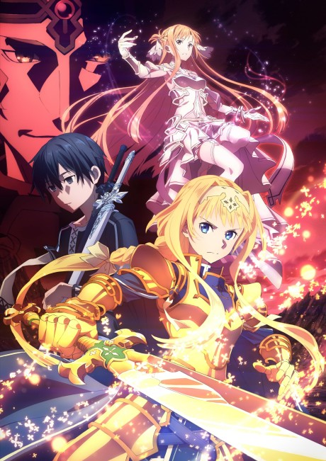 Sword Art Online: Alicization – War of Underworld