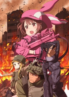 Sword Art Online Alternative: Gun Gale OnlineThumbnail 4