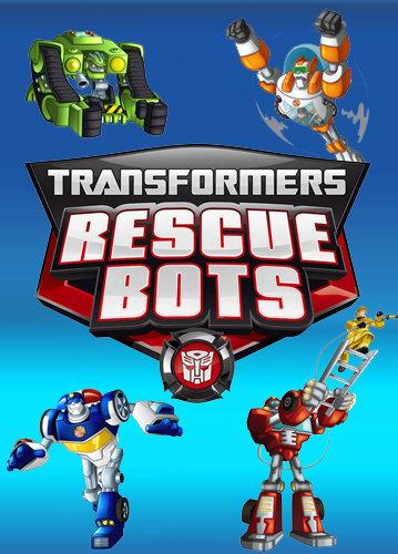 Transformers: Rescue Bots Season 3