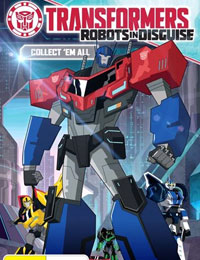 Transformers: Robots in Disguise (2015) Season 3