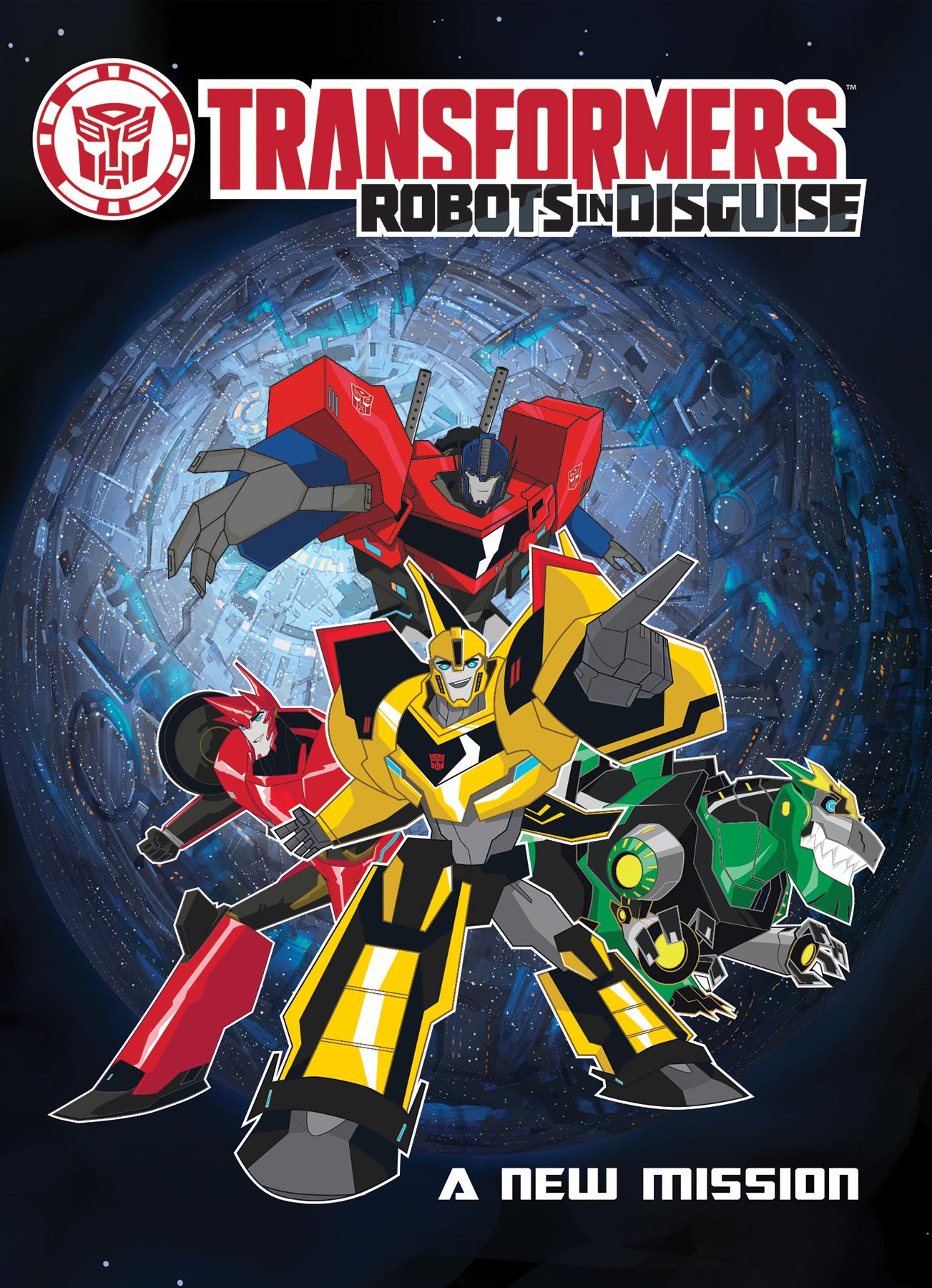 Transformers: Robots in Disguise (2015) Season 4