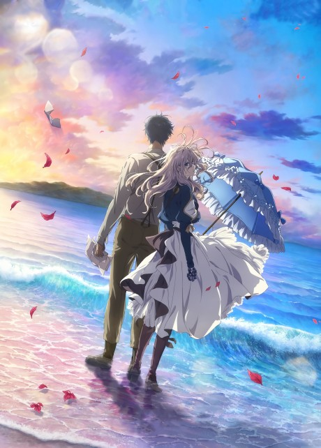 Violet Evergarden Movie (CAMRIP)