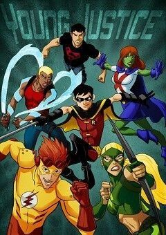 Young Justice Season 01 (Dub)