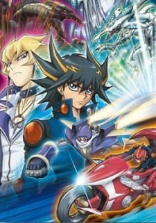 Yu☆Gi☆Oh! 5D\'s: Shinkasuru Kettou! Stardust vs. Red Demon\'s