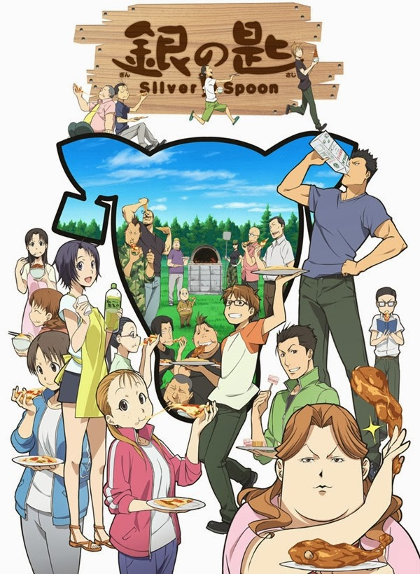 Silver Spoon S2BT1080PBluRay