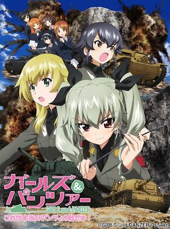 Girls und Panzer: Kore ga Hontou no Anzio-sen Desu!BT1080PBluRay