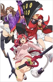 Hyakka Ryouran Samurai Girls OVABT1080PBluRay