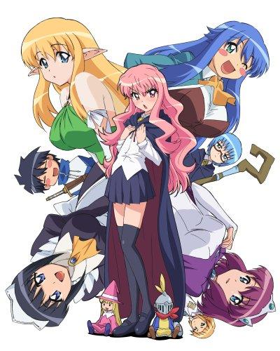 Zero no Tsukaima: Princess no RondoBT1080PBluRay