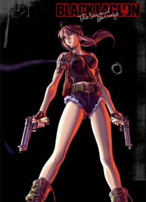 Black Lagoon OVA Roberta's Blood Trail