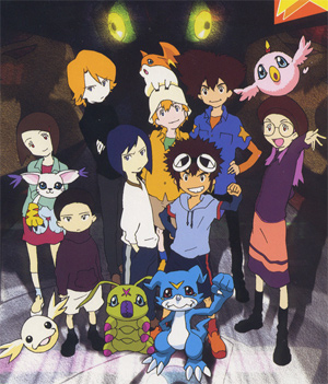 Digimon Adventure 02: The Golden Digimentals