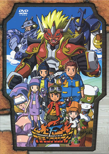 Watch Digimon Frontier full episodes online English Sub