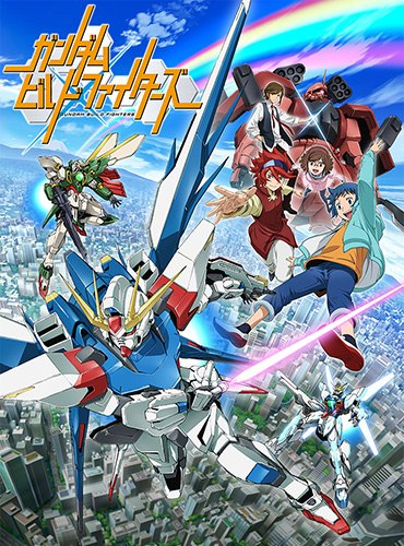 Gundam Build Fighters TV SpecialBT1080PBluRay
