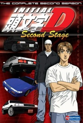 Watch Initial D Second Stage full episodes online English Sub.