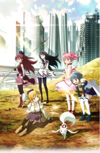 Mahou Shoujo Madoka Magica Movie 3: Rebellion