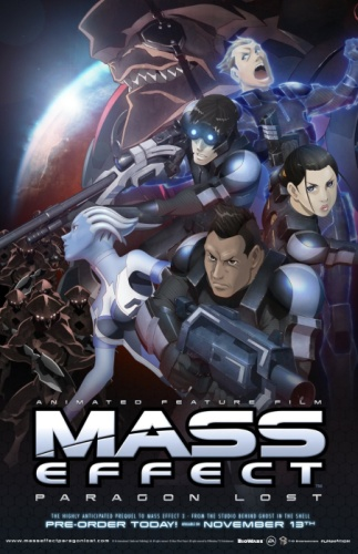 Mass Effect: Paragon Lost(DUB)