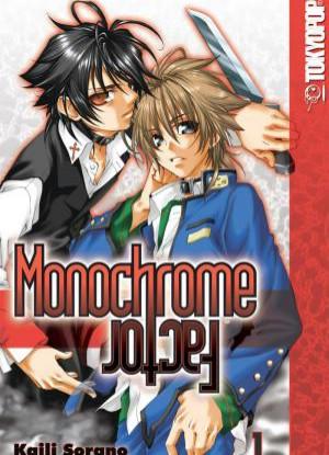 Monochrome FactorBT1080PBluRay