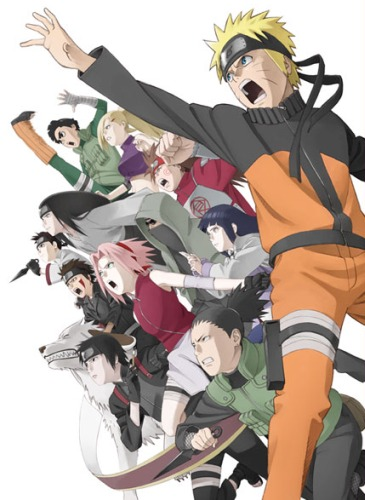 Naruto Shippuuden Movie 3: Hi no Ishi o Tsugu Mono