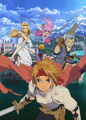 Tales of Phantasia The Animation