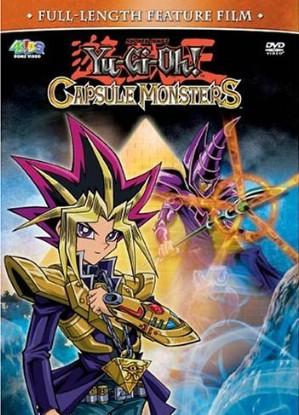 Yu-Gi-Oh! Capsule Monsters