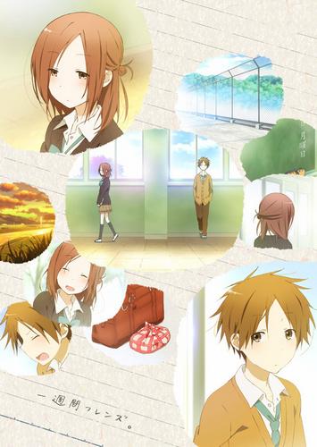 Isshuukan Friends SpecialBT1080PBluRay