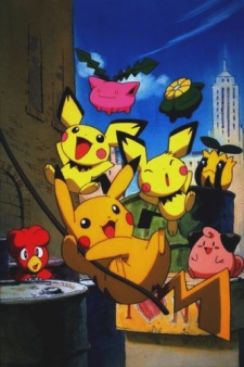 Pokemon: Pichu to PikachuBT1080PBluRay