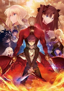 stay night [Unlimited Blade Works] 2nd シーズン