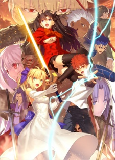 Fate/stay night [Unlimited Blade Works] 2nd シーズン