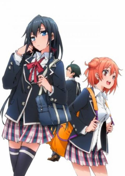 Yahari Ore no Seishun Love Comedy wa Machigatteiru - OVA